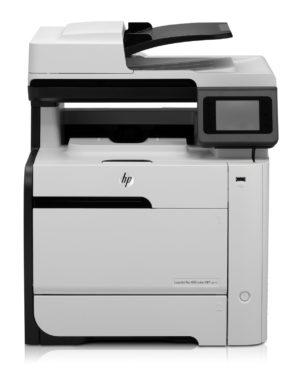 HP M475dn LaserJet Pro 400 Color Multifunction Printer