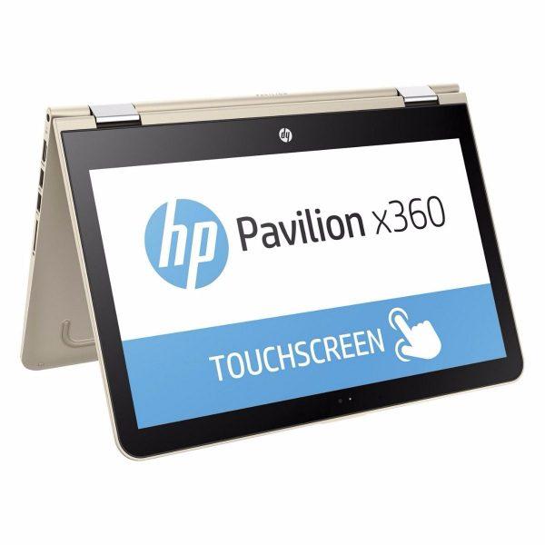 HP Pavilion x360 - 13-U103TU (i3-7100U, 4gb, 500gb, win10)