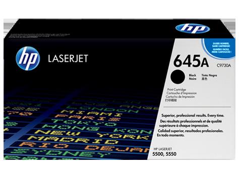 HP Toner C9730A 645A Black
