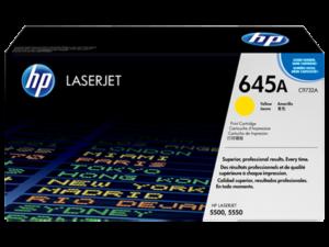 HP Toner C9732A 645A Yellow