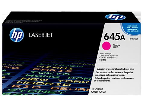 HP Toner C9733A 645A Magenta