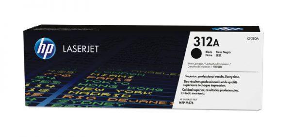 HP Toner CF380A 312A Black