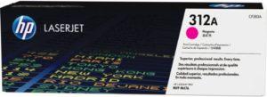 HP Toner CF383A 312A Magenta