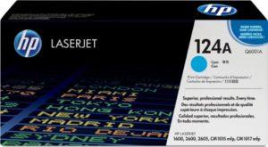 HP Toner Q6001A 124A Cyan