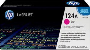 HP Toner Q6003A 124A Magenta