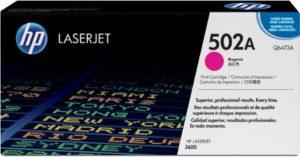 HP Toner Q6473A 502A Magenta