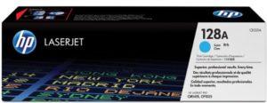 HP Toner CE321A 128A Cyan