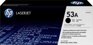 HP Toner Q7553A 53A Black