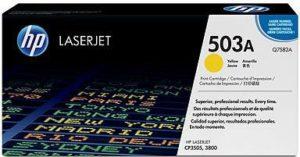 HP Toner Q7582A 503A Yellow