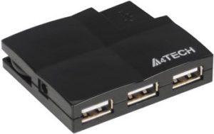 A4Tech Hub-57 4 Ports USB