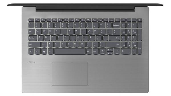 "Lenovo Ideapad 330 Ci5-8250 4GB 1TB 15.6"" LED DOS - Black/Platinum Grey"