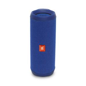 JBL Flip 4 Waterproof Portable Bluetooth Speaker - Blue