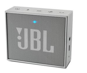 JBL GO Portable Wireless Bluetooth Speaker (Gray)
