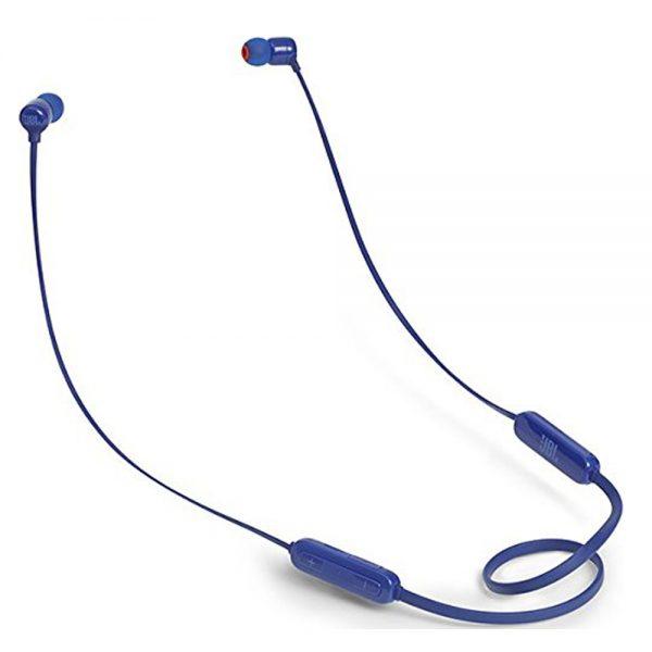JBL T110BT Wireless In-Ear Headphones - Blue