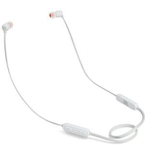 JBL T110BT Wireless In-Ear Headpahones - White