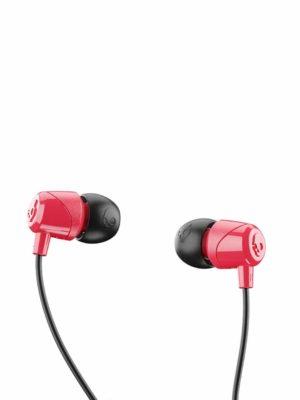 Skullcandy JIB In-Ear Earbuds with Mic - Red/Black
