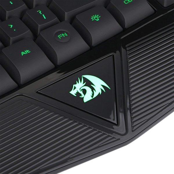 Redragon K501 Asura 7 Color LED Backlight Gaming Keyboard