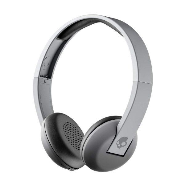 Skullcandy Uproar Wireless Headphones (Street / Gray Fade / Heather)