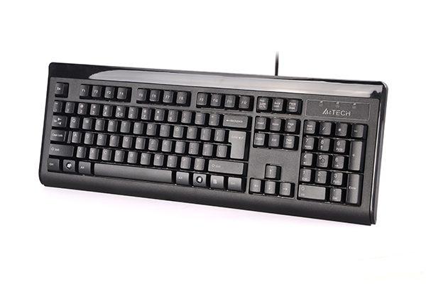 A4Tech Smart Key Keyboard - KB-8A