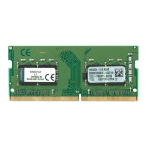 Kingston KVR24N17S6/4 2400MHz DDR4 Non-ECC CL17 260-Pin SODIMM Ram - 4GB