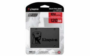"Kingston A400 SATA 3 2.5"" SSD - 120GB"