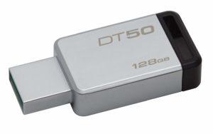 Kingston DataTraveler 50 3.1 USB Drive - 128GB