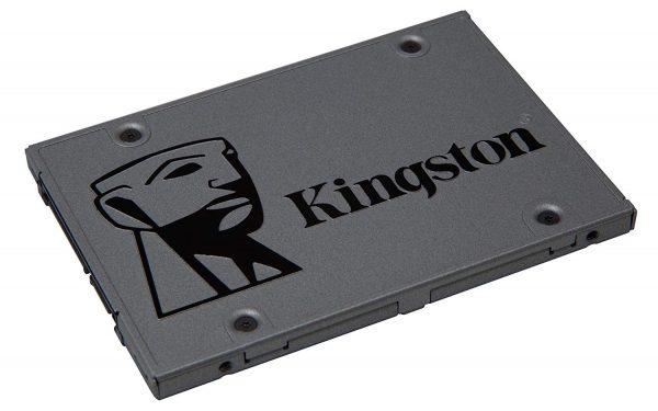 """Kingston UV500 SATA 3 2.5"""" SSD - 120GB"""