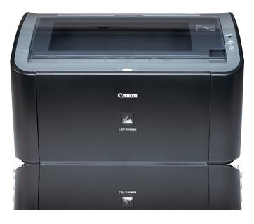 Canon Laser Shot LBP2900B Black & White Laser Printer