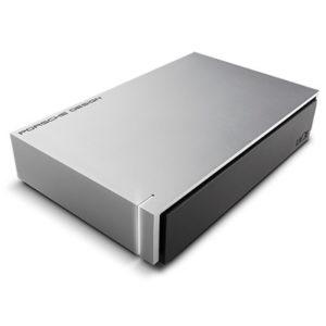 LaCie Porsche Design Desktop Drive 8TB