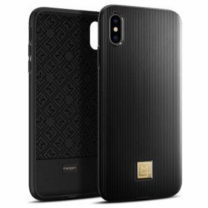 Spigen iPhone XS Max Case La Manon Classy - Black