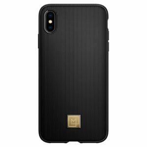 Spigen iPhone XS La Manon Classy - Black
