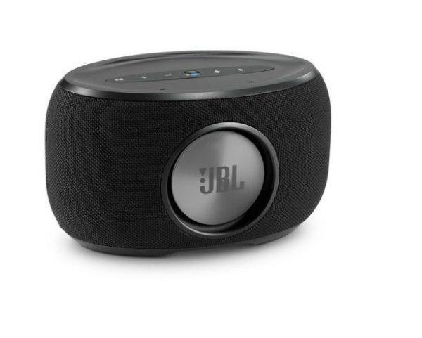 JBL Link 300 Voice-activated Portable Speaker - Black