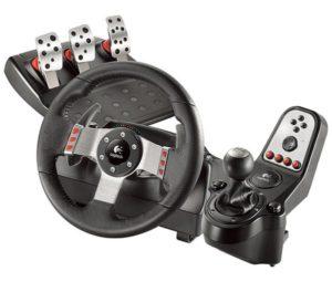 Logitech G27 Racing Wheel (PC, PS2, PS3)