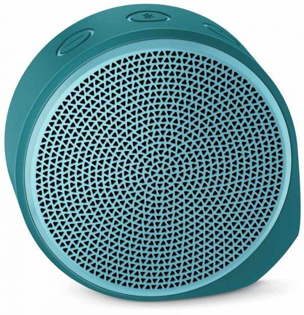 Logitech X100 Mobile Wireless Speaker (Green)