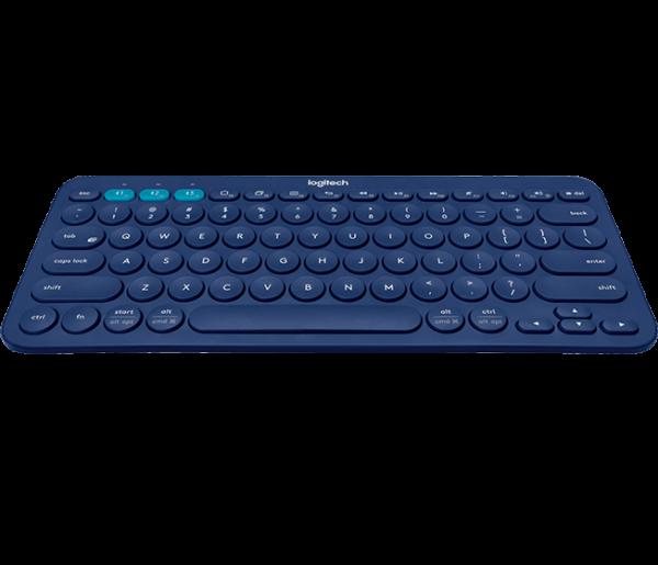 Logitech K380 Multi-Device Bluetooth Keyboard - Black