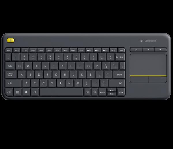 Logitech Wireless Touch Keyboard K400 PlusTV