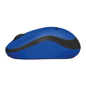 Logitech M221 Silent Wireless Mouse - Blue