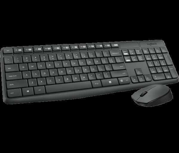 Logitech MK235 Wireless Keyboard and Mouse