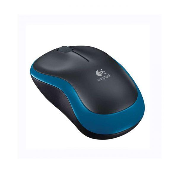 Logitech Wireless Mouse M185 - Blue