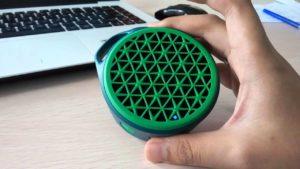 Logitech X50 Mobile Wireless Speaker - Green