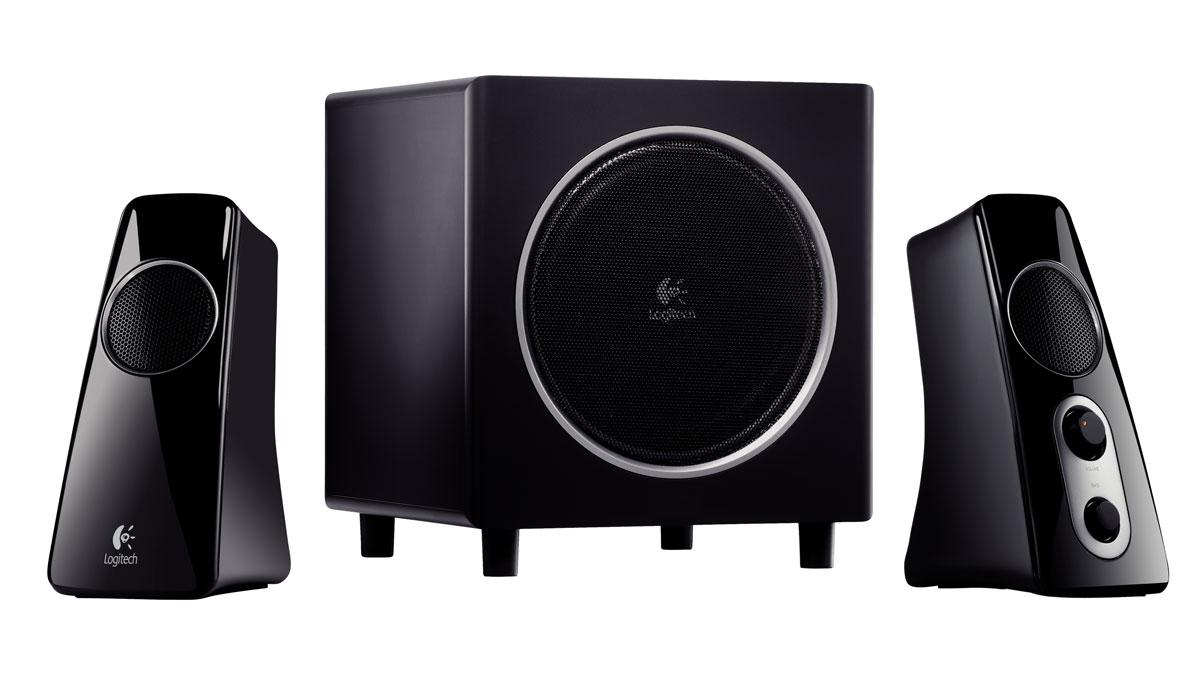 Logitech Speaker System Z8