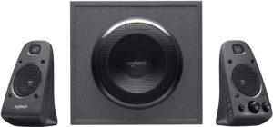 Logitech Z625 Speaker With Subwoofer