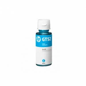 HP GT52 Cyan Ink Bottle 70ml