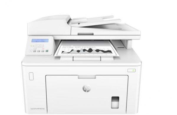 HP LaserJet Pro M227fdn Multifunction Printer