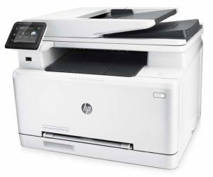 HP Color LaserJet Pro Multi Function Printer M277dw
