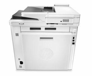 HP Color LaserJet Pro Multi Function Printer M477fdw