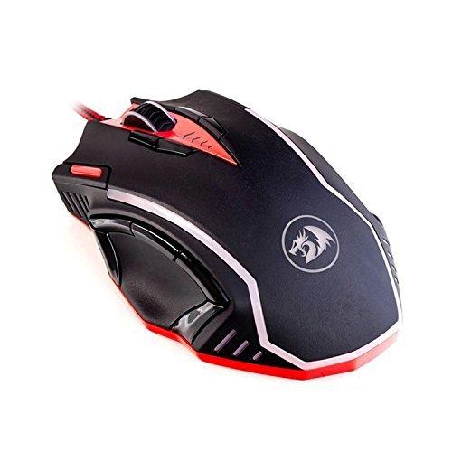 Redragon M902 Samsara 16400DPI High-Precision Programmable Gaming Mouse