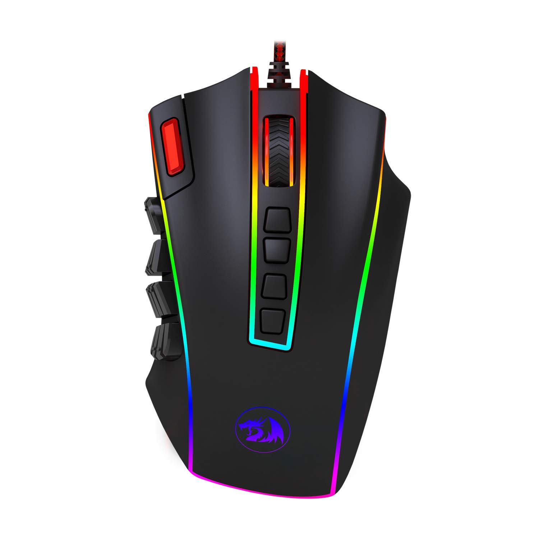Redragon M990 Legend 16400DPI High-Precision RGB Gaming Mouse