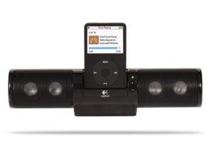 Logitech mm32 Portable Speakers for iPod