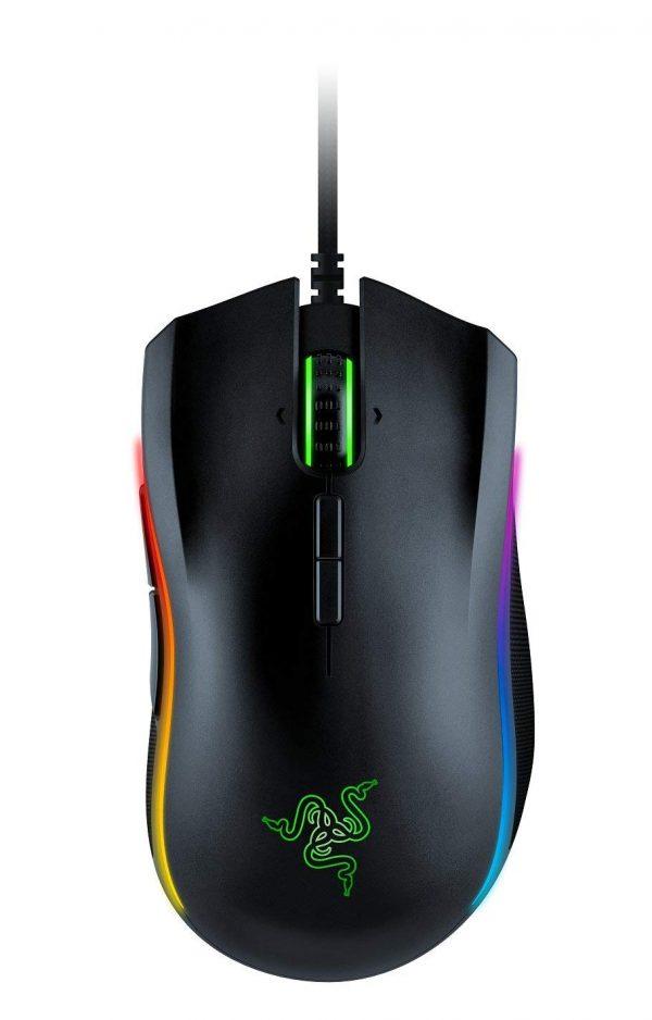 Razer Mamba Elite True 16,000 DPI Optical Sensor Gaming Mouse